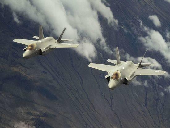 Разработчик назвал главную проблему американского истребителя F-35