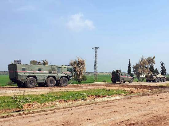 Российские станции РЭБ в Сирии «свели с ума» противника