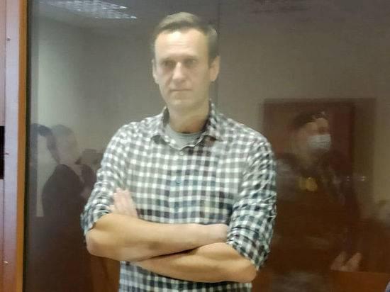 В ОНК сообщили подробности этапирования Навального из СИЗО
