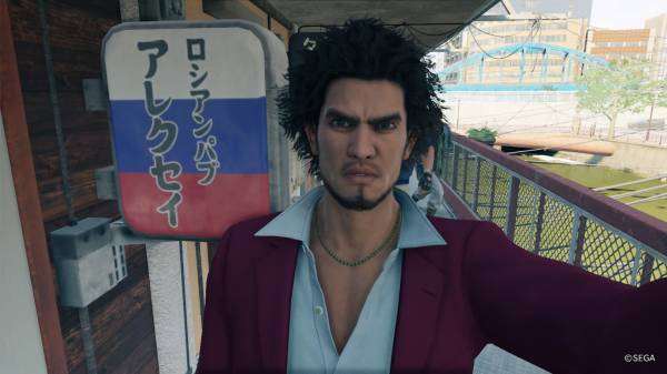 Внимание! Конкурс! Примите участие и получите Yakuza: Like a Dragon для любой платформы в подарок!