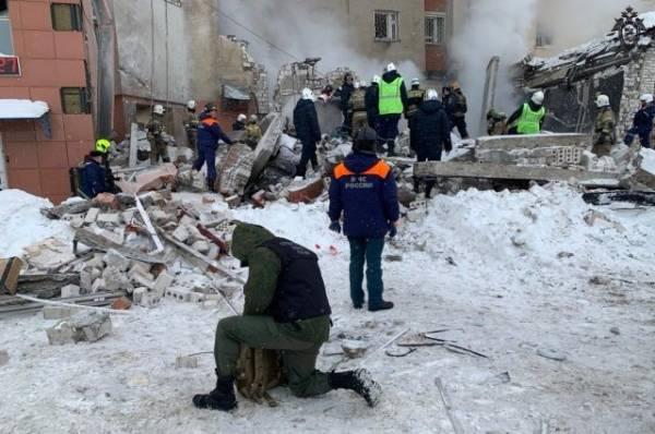 После взрыва в кафе в Нижнем Новгороде введен режим ЧС