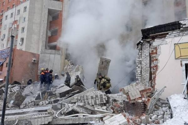 Глава Нижегородской области назвал приоритетную версию взрыва в жилом доме