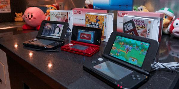 Nintendo Japan прекращает обслуживание 3DS и 3DS XL из-за нехватки запчастей