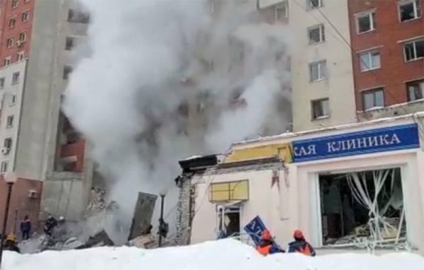 В Нижнем Новгороде на месте взрыва в многоэтажке завершили разбор завалов