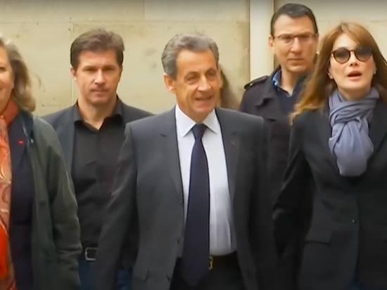 Осужденный экс-президент Франции Саркози может избежать тюрьмы