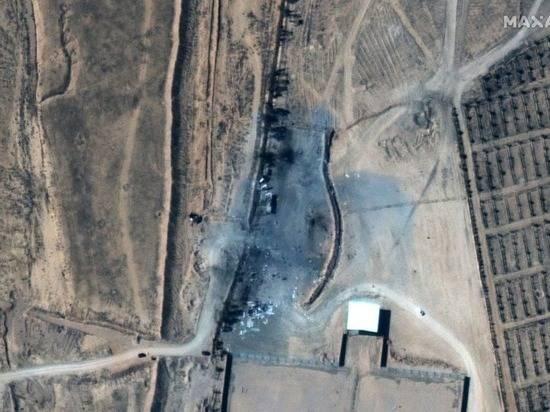 Раскрыта цель удара ВВС США в Сирии