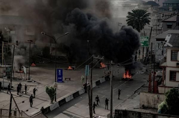 Боевики атаковали базу ООН в Нигерии
