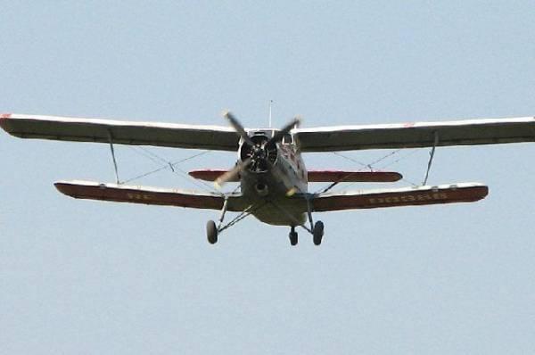 Названа причина крушения самолета Ан-2 в Магадане