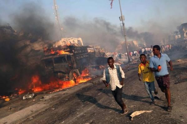 Генсек ООН осудил нападение на мирных жителей Могадишо