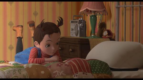 """Мило и без души: Обзор нового аниме """"Ая и Ведьма"""" от студии Ghibli и сына Хаяо Миядзаки"""