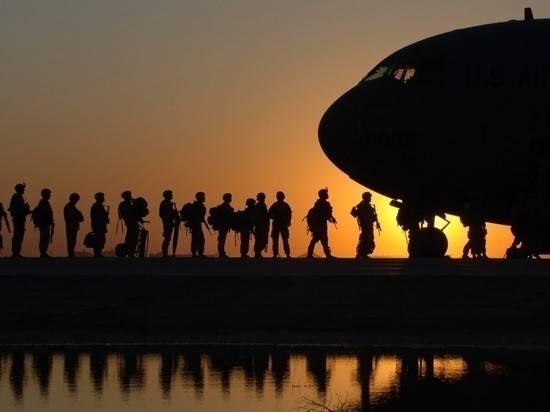 Пентагон заявил о готовности ответить на обстрел базы в Ираке