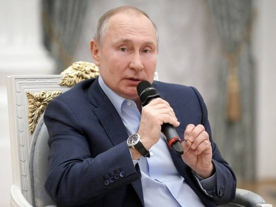 Путин объявил войну в Интернете
