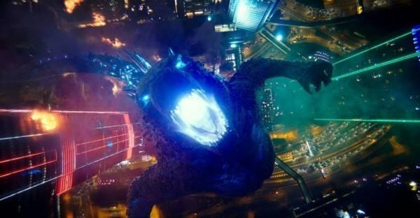 """Король монстров и гигантская обезьяна в неоновом свете в свежем трейлере """"Годзилла против Конга"""""""