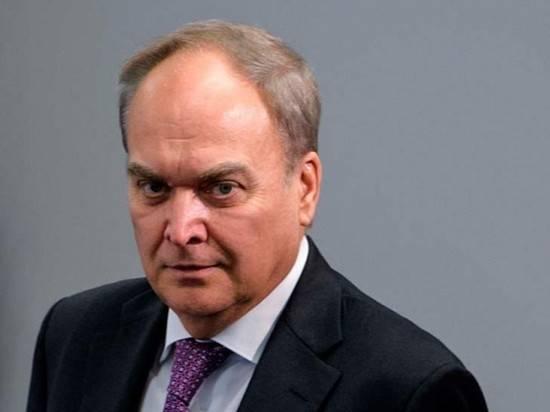 Посол России в США Антонов покинул Вашингтон