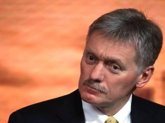 Песков не исключил вероятность отключения России от SWIFT