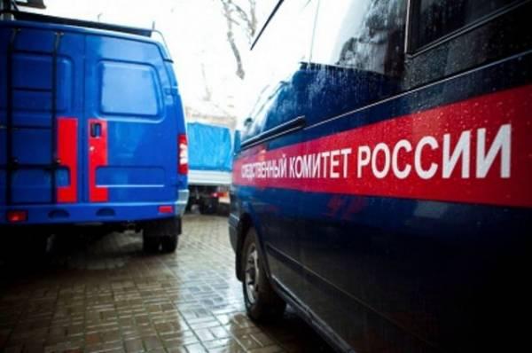По факту крушения вертолета в Калининградской области завели уголовное дело