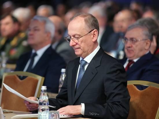 Патрушев поддержал слова Лаврова о готовности разрыва отношений с ЕС
