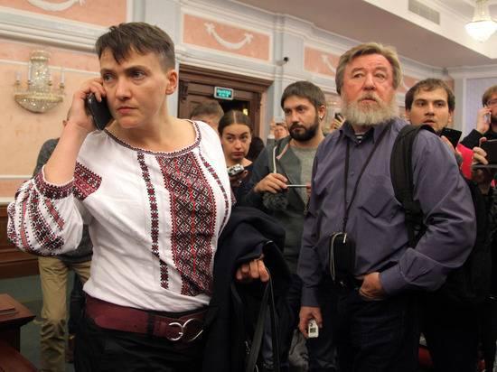 """Савченко предрекла Украине """"руины и погромы"""" после Зеленского"""