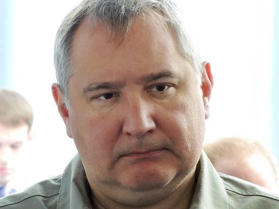 """Рогозин назвал """"оскотиниванием"""" решение украинского БК забыть о Гагарине"""