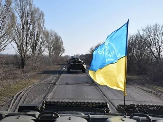 СБУ объявила близ российской границы длительные «антитеррористические учения»