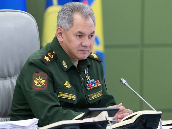 Шойгу раскрыл детали переброски российских войск к западным границам