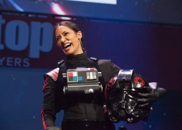 Звезда Star Wars: Battlefront II Джанина Гаванкар исполнит одну из ключевых ролей в фильме по мотивам Borderlands