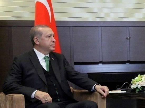 """Эрдоган ответил на слова премьера Италии о """"диктаторе"""""""