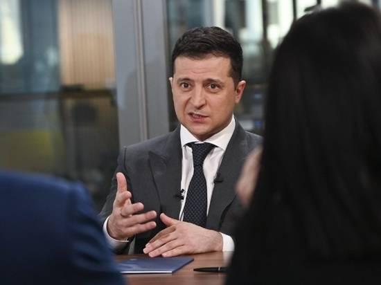 Зеленский заявил, что Путин отказался общаться с ним