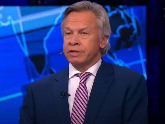 Пушков заявил об очередном витке эскалации в отношениях с США