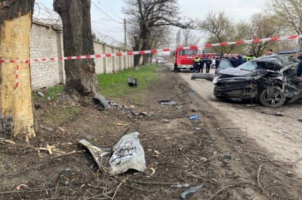 Разбившиеся в ДТП под Ростовом подростки были пьяны