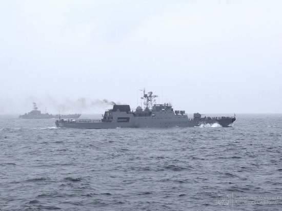 Украинский адмирал назвал регионы Украины, уязвимые перед российским десантом