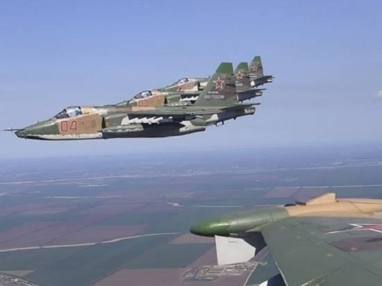 Южный округ объяснил переброску в Крым штурмовиков С-25СМ3 из Ставрополья