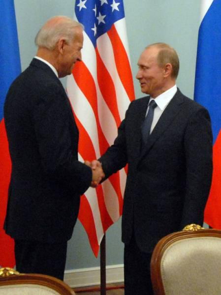 В МИД РФ рассказали о перспективе встречи Путина с Байденом