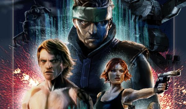 Дэвид Хейтер: Ремейк Metal Gear Solid действительно может быть в разработке