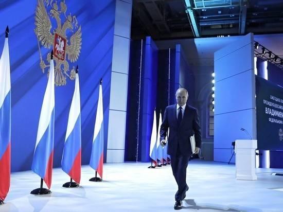 Французы одобрили выступление Путина о «красной черте»