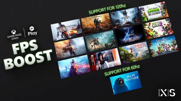 Подарок от Microsoft: Battlefield 1, Titanfall 2 и еще деcять игр EA получили поддержку 120 FPS на Xbox Series X|S