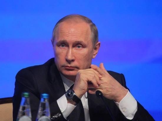 Путин ответил на приглашение Зеленского встретиться на Донбассе