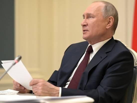 Путин предложил план борьбы с потеплением: сокращать выбросы метана