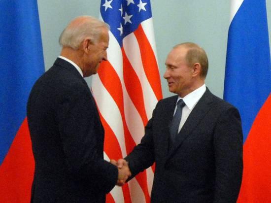 Скабеева рассмотрела в поведении Байдена страх перед Путиным