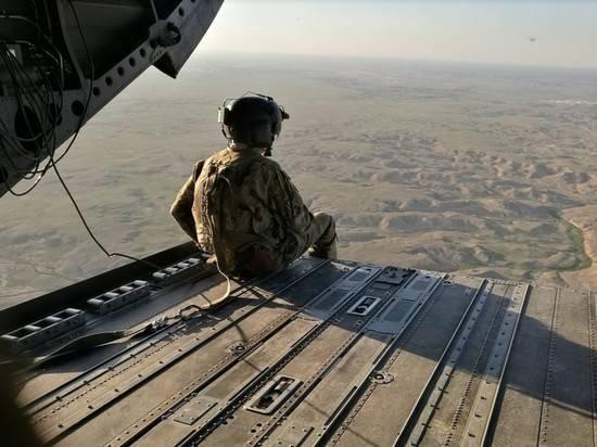США не намерены сокращать численность американского контингента в Ираке