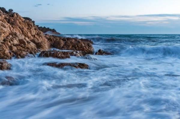 У побережья Ливии перевернулись лодки с нелегальными мигрантами