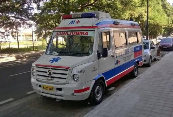 В коронавирусной больнице Индии произошел пожар