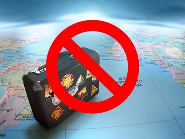 Запрет на выезд за границу: причины и как проверить онлайн