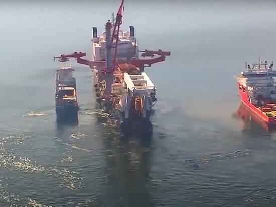 """Экологи подали иск против строительства """"Северного потока - 2"""""""