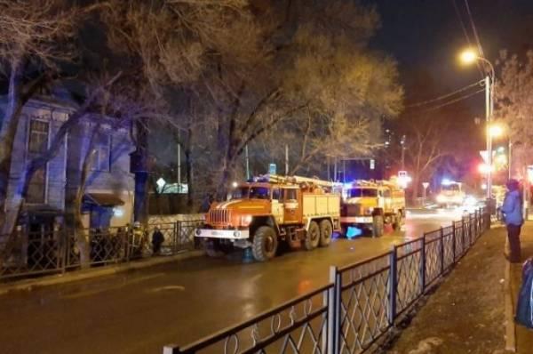 Число пострадавших при пожаре в гостинице в Москве выросло до 18