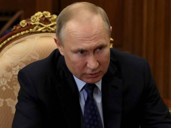 Путин подписал указ о посмертном награждении медиков за борьбу с COVID