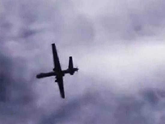 Стало известно о возможном применении российского дрона-камикадзе в Сирии