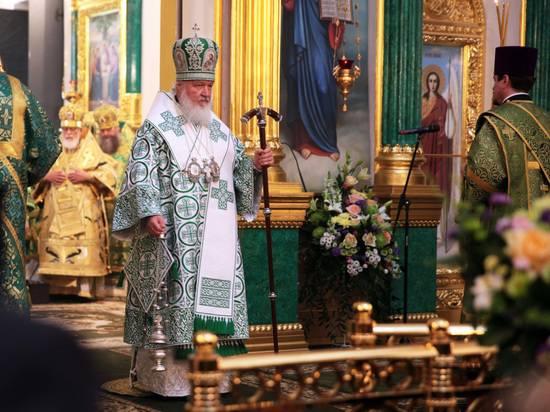 За слова о тирании власти патриарха Кирилла «записали» в иноагенты