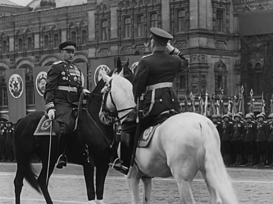 В Минске предложили установить конную статую Рокоссовскому