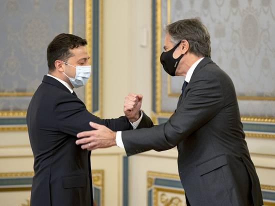 """Не дать Путину """"сорваться с крючка"""": киевская интрига Блинкена"""